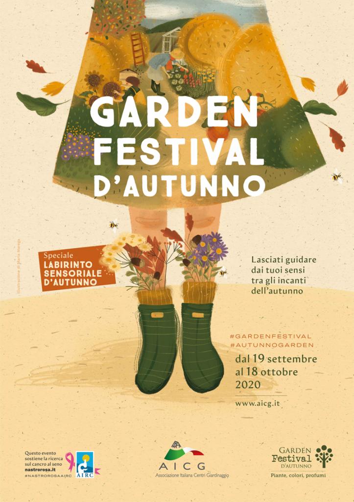 Garden Festival d'Autunno locandina